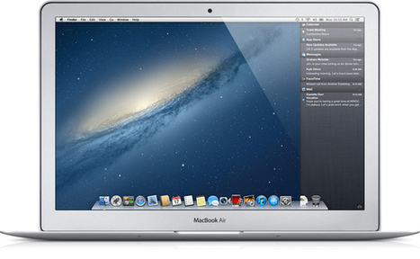 Usuarios de Macbooks detectan grave problema en OS X Mountain Lion | WEBOLUTION! | Scoop.it