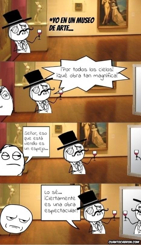 El gusto por el buen arte | Humor24h | Scoop.it