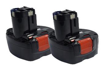 2pcs 9.6v Drill Battery for Bosch 2 607 335 539, 2 607 335 707, 2607 335 540, GSR 9.6 | Gadget | Scoop.it