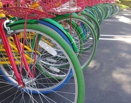 Les Google Bikes de la Silicon Valley   Vélib et moi le blog   Sport en entreprise   Scoop.it