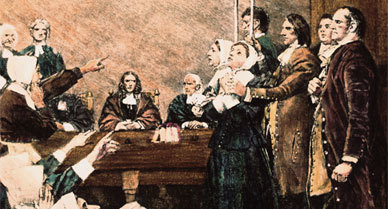 A Brief History of the Salem Witch Trials | Rebecca Nurse | Scoop.it