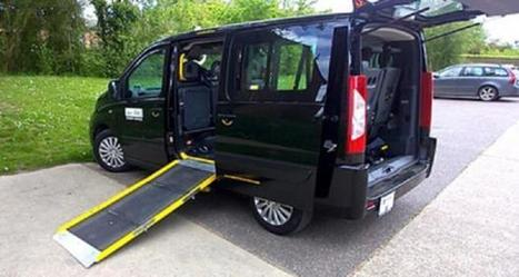 Taxi driver buys new disabled-friendly cab | Accessible Travel | Scoop.it