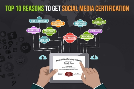 Top 10 Reasons to Get Social Media Certification | Social Media Training & Certifications | Scoop.it