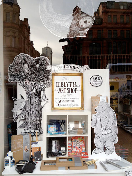 Window display design: 10 exceptional examples | Design | Creative Bloq | Retail Design and Technology | Scoop.it