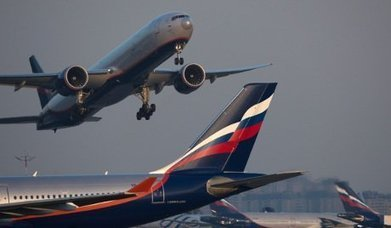 Aeroflot appoints first foreign pilots in Russian aviation history | News From Stirring Trouble Internationally | Scoop.it