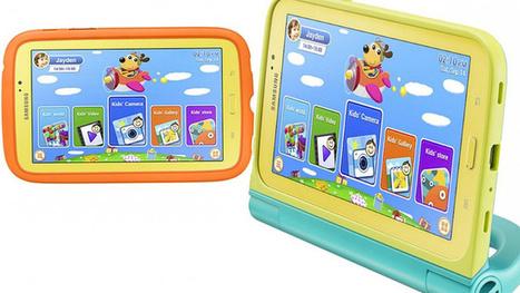 سامسونغ تطلق أجهزة غالاكسي كيدز للأطفال | Learning is Life | Scoop.it