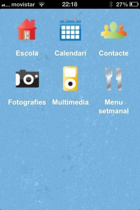 L'app que ens apropa a l'escola | En clau de TIC | APPLE, iMac, iPad, iPhone | Scoop.it
