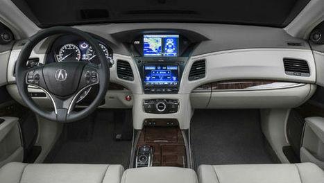 2017 Acura MDX Refresh   Car Innovation   Scoop.it
