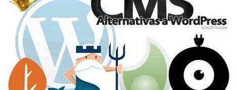 Alternativas a WordPress: CMS «sin» bases de datos | Emezeta | Información & Documentación | Scoop.it