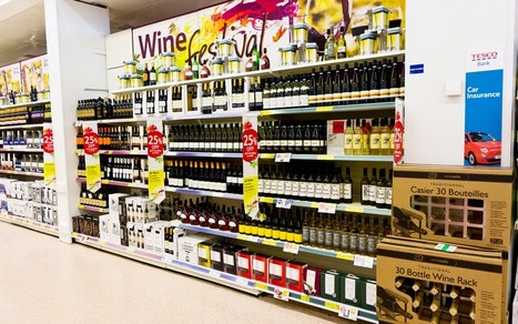 Supermarkets 'to be banned from discounting multiple wine bottles'  (UK) | Culinary Travel & Documentaries | Scoop.it