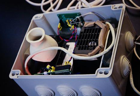 Mesure ta pollution | Domotique, smart grids et gestion énergétique | Scoop.it