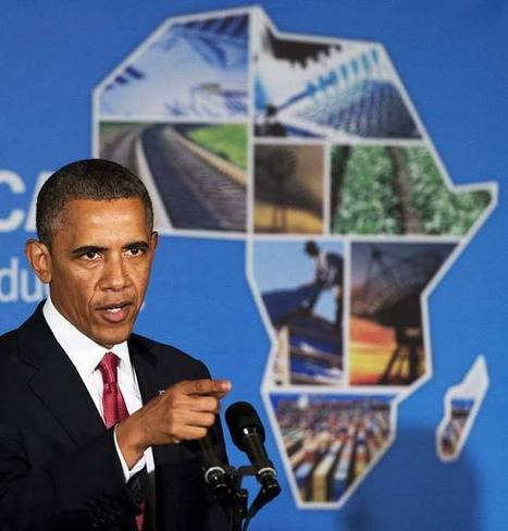 # CEREDD / OBAMA ATTEND LES AFRICAINS A LA MAISON BLANCHE … | Luc MICHEL's Transnational Action | Colder Weather Heads for U.S. as Ice Set to Coat Texas | Scoop.it