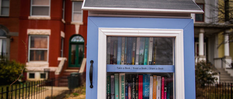 5 Tips for Being an Awesome Little Free Library Patron - BOOK RIOT | innovative libraries | Scoop.it