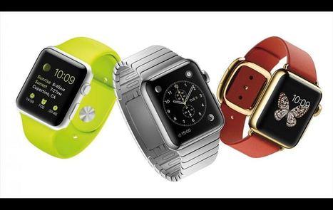 El Apple Watch no tiene un mecanismo anti-robo y cualquiera puede activarlo con otro iPhone | Mobile Technology | Scoop.it
