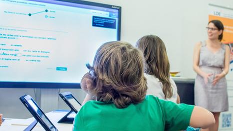 Les Français veulent plus de numérique à l'école | Learning | Scoop.it