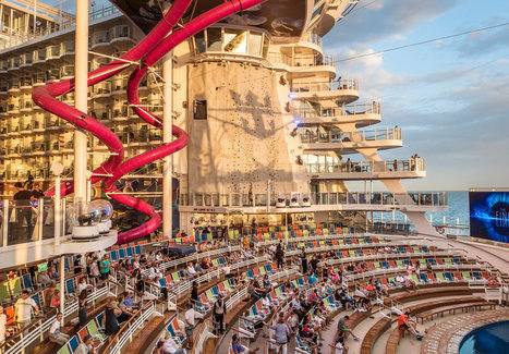 The Surreal Life Aboard the World's Biggest Cruise Ship | Everything from Social Media to F1 to Photography to Anything Interesting | Scoop.it
