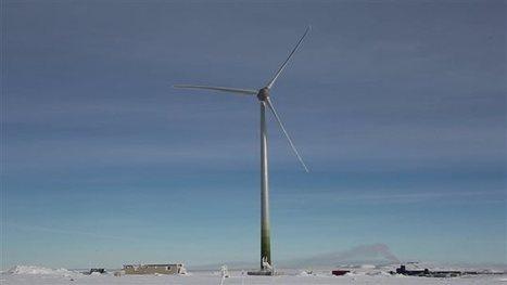 Arctique : l'éolienne de tous les défis  ! | Wind Power : innovation et R&D | Scoop.it