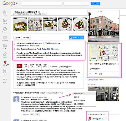80 million Google+ Local pages Automatically Created | How to use Google+ in your internet marketing + content strategy | Scoop.it