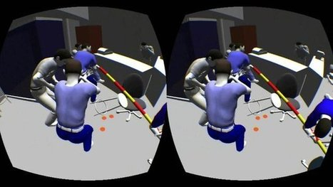 'Holodeck' recreates crimes in 3D | 3D Virtual-Real Worlds: Ed Tech | Scoop.it