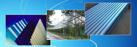 Lexan Polycarbonate Corrugated Sheets Distributor, Suppliers In Chennai   www.sriramanaenterprises   Scoop.it