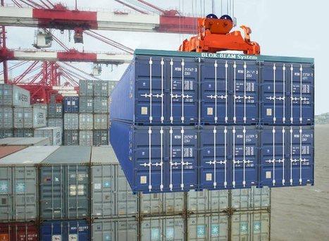 Revolutionary Container Handling System   Marine Innovation   Scoop.it