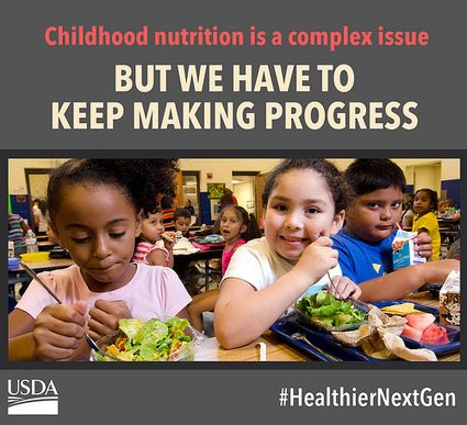 Generational Change to Improve Childhood Nutrition - USDA Blog | Food and Nutrition 101 | Scoop.it
