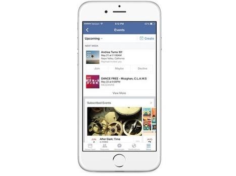 7 améliorations à venir dans la fonctionnalité Evénements de Facebook - #Arobasenet.com | Outils CM, veille et SEO | Scoop.it