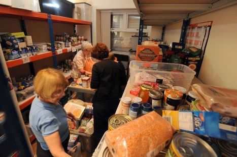 Benefit cuts have forced poorest families into using food banks admits Scotland's only Tory MP | Food banks | Scoop.it