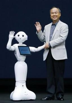 Emotional robot set for sale in Japan next year | Digital-News on Scoop.it today | Scoop.it