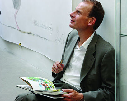 An evening with Andrew Marr | Drawing to Learn. Drawing to Share. | Scoop.it