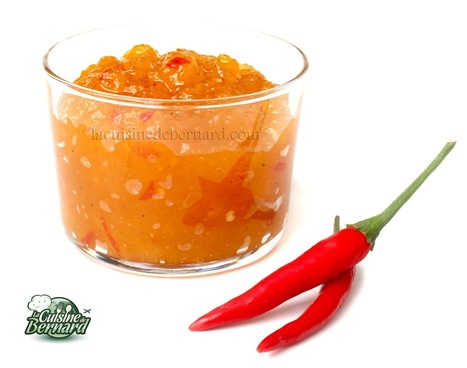 Chutney de Mangue: La Cuisine de Bernard | Cuisines d'Asie | Scoop.it