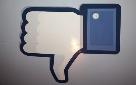 Facebook shares drop 3.8pc as employees offload stock - Telegraph | The Power of Social Media | Scoop.it