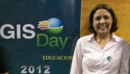 Leia a entrevista :: GIS na Educação com Gabriela Ippoliti   ArcGIS Geography   Scoop.it