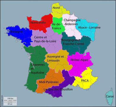Europe 1 : Régions, départements : que sera la France de demain ? | Picardie Economie - La Picardie dans les medias | Scoop.it