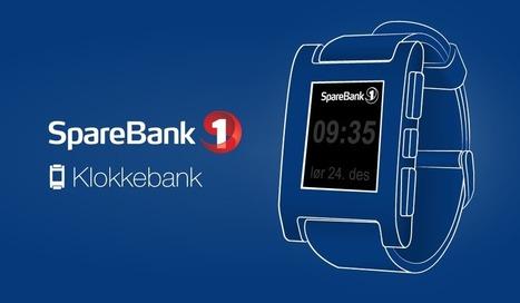 SpareBank 1 lanserer Nordens første klokkebank | Nordic Digital Banking | Scoop.it
