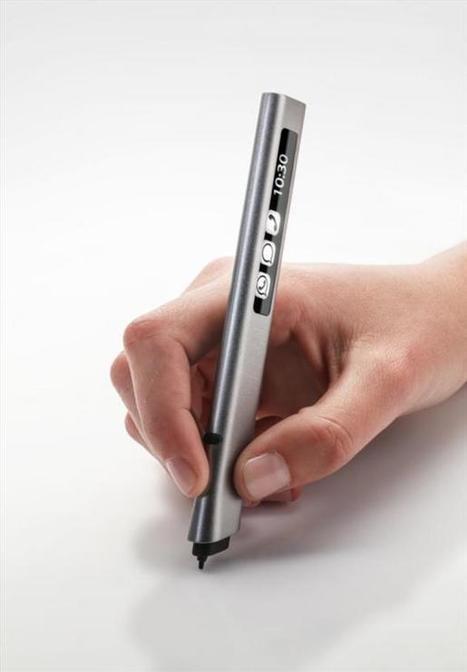 ¿Sueño hecho realidad?  Phree, el lapicero que digitaliza tu texto | TICs para los de LETRAS | Scoop.it