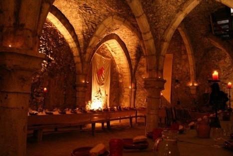 Restaurant médiéval à provins pour un banquet medieval | Cité médiévale de #Provins | Scoop.it