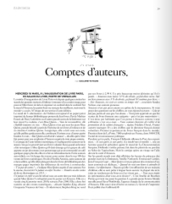 Chronique de Guillemette Faure du Monde Mag sur l'autoédition | L'auto-édition pour les nuls | Scoop.it