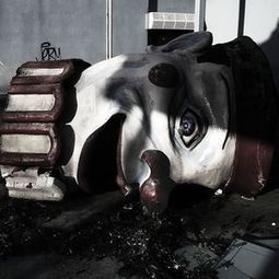 Explore The Haunted Ruins of Six Flags New Orleans - FEARnet.com   Modern Ruins   Scoop.it