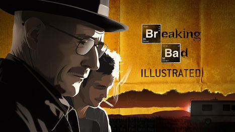 Breaking Bad Animation of the Day   Morning Show prep   Scoop.it