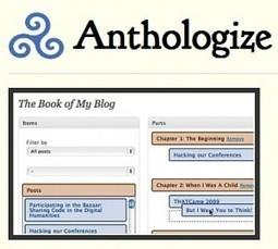 Herramientas para autores: convertir tu blog en un e-book ...   MEDIA´TICS   Scoop.it