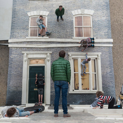 Dalston House by Leandro Erlich   The Architecture of the City   Scoop.it