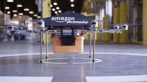 Delivery Drones Are ALREADY in the Air in China | Machines Pensantes | Scoop.it