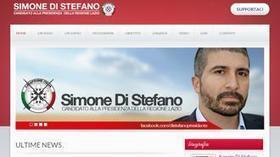 Roma,il candidato sindaco di Casapound aggredito a picconate   Nobis123   Scoop.it