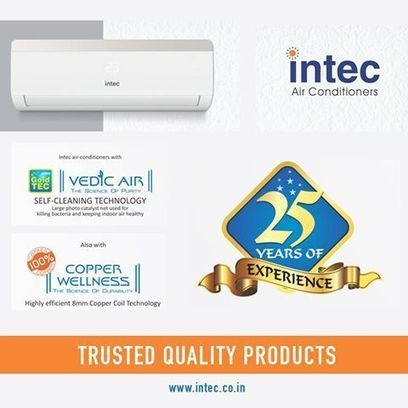Split Air Conditioners- Why They Are Leading the Sales? | Intec Home Appliances | Scoop.it