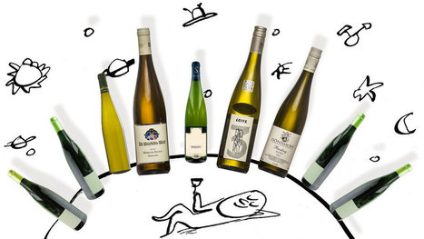 The Sweet Surprise of Dry Riesling   Wines and Terroirs   Scoop.it