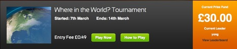 Where in the World Quiz | Tournament | QuizFortune | Quiz Related Biz - Social Quizzing and Gaming | Scoop.it