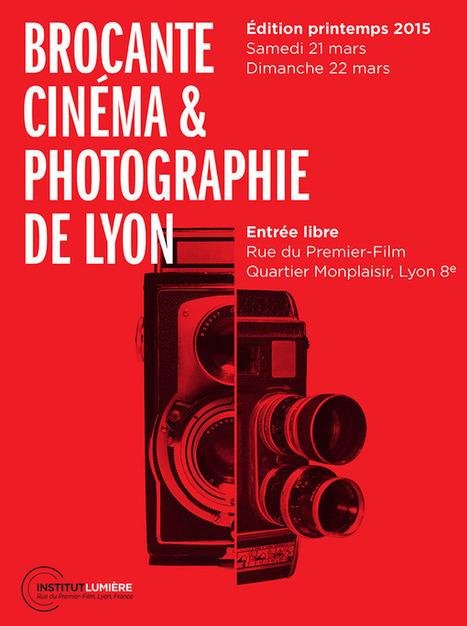 Actualités - Brocante cinéma et photographie de Lyon - édition de Printemps | L'actualité de l'argentique | Scoop.it