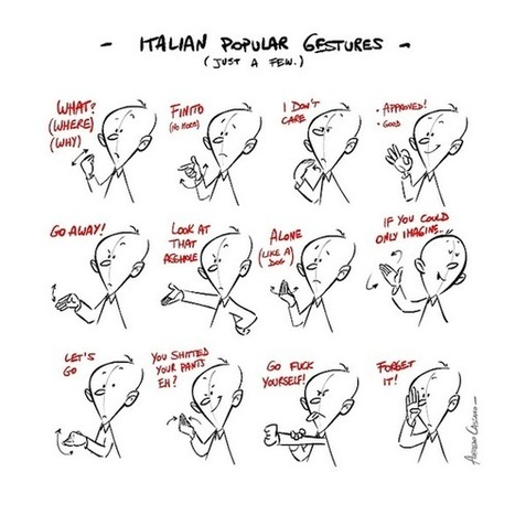 20 facts about Italian language - blog.palabea.com | teach and learn at Palabea.com | Scoop.it