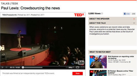 TED Blog | Starting today: More TEDx video on TED.com | Learning, Teaching & Leading Today | Scoop.it
